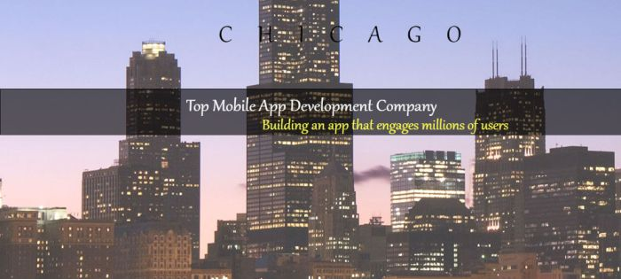 Top Mobile App Development Company In Chicago